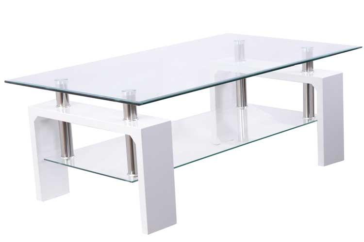 Ferreira Coffee Table White