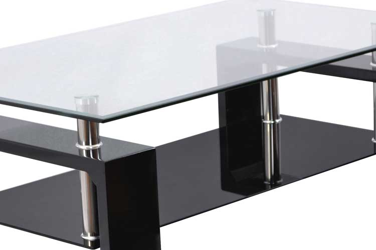 Furniture coffee amp lamp tables ferreira black coffee table