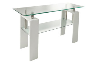 ferreria console table white