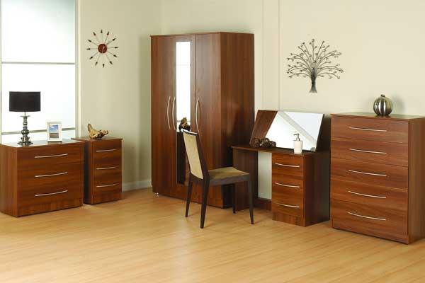 Walnut Bedroom Furniture Uk home :: bedroom furniture :: tuscany deluxe (walnut)