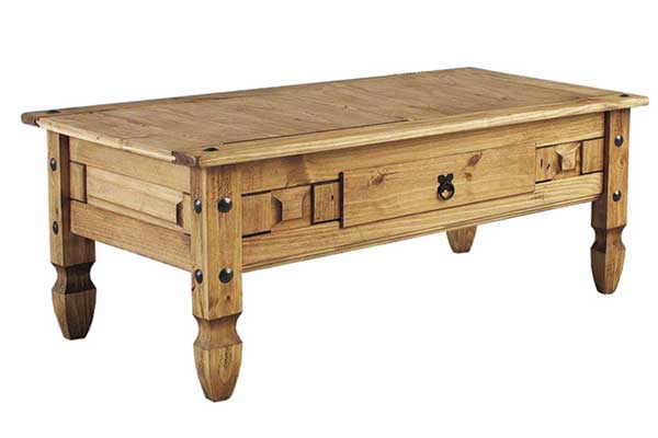Home Occasional Furniture Coffee Lamp Tables Corona Coffee Table