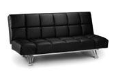 camden sofabed - black