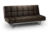 camden sofabed - brown
