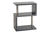 charisma 3 shelf unit-grey