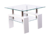ferreira white lamp table