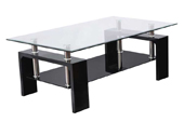 ferreira black coffee table