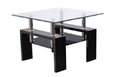 ferreira black lamp table