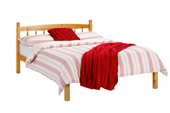 double henley bed frame