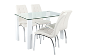 savona table + 4 chairs