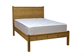 single sutton wooden frame