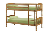 texas pine bunk bed