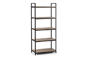 tribeca tall bookcase